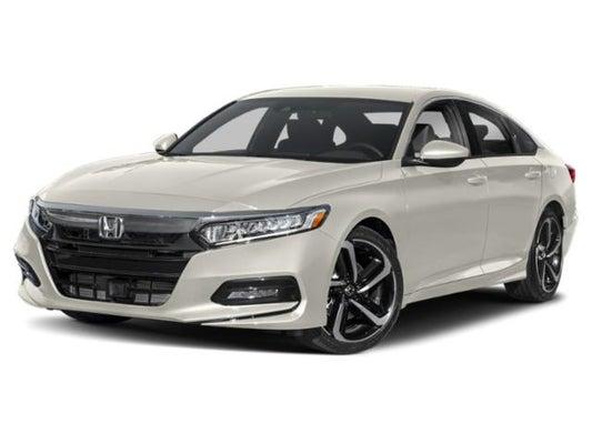 Honda Accord Sport For Sale >> 2019 Honda Accord Sport 1 5t Cvt