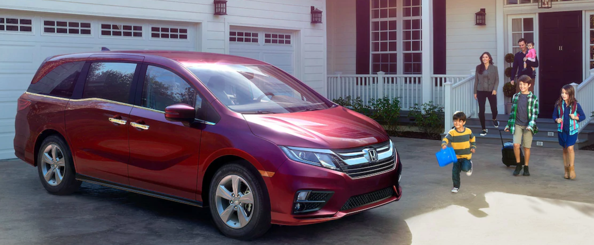 Honda Odyssey And Accord Named Best Cars For Families