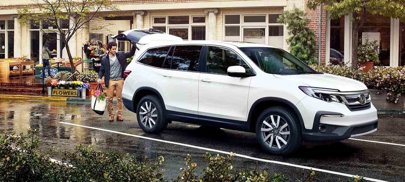Which Honda Suv Is Best For Me The Pilot Or Passport Barker Honda