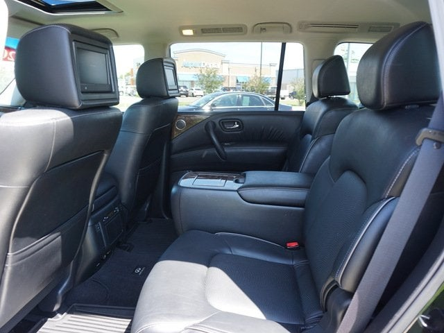 2015 Infiniti Qx80 2wd 4dr For Sale In Houma Barker Honda Near