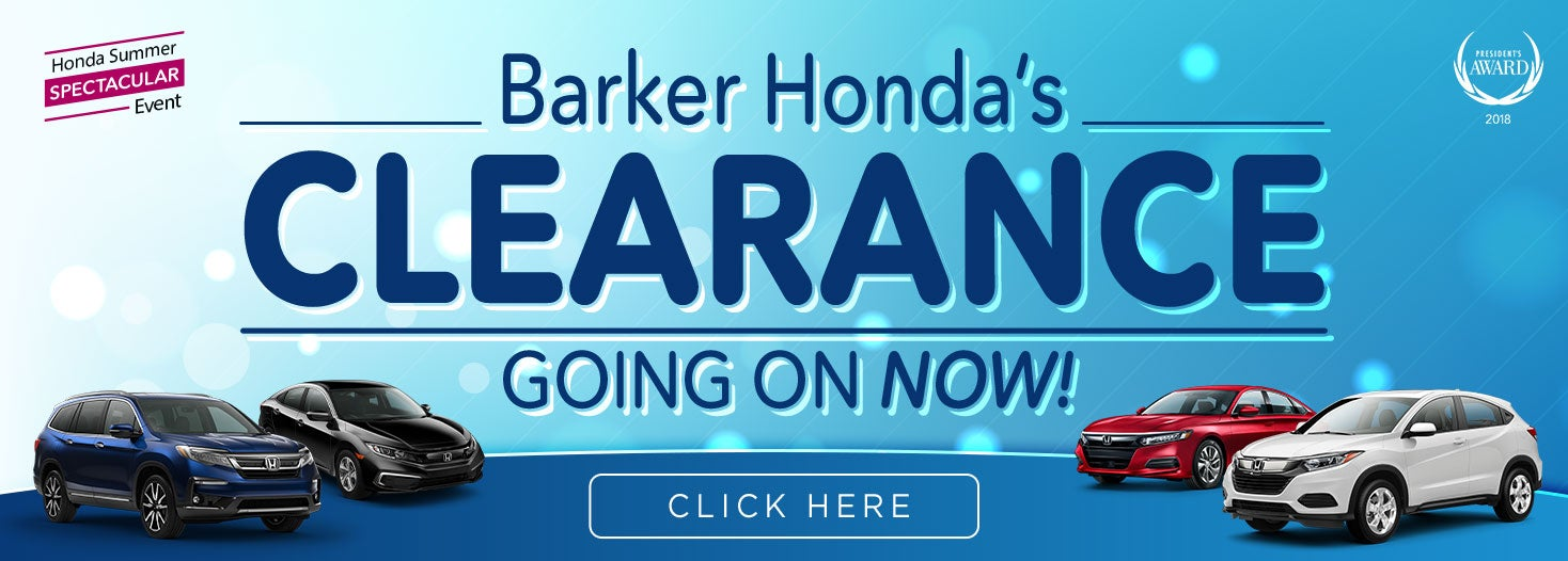 Honda Dealerships In Louisiana >> Barker Honda In Houma New Used Honda Dealership Near Thibodaux